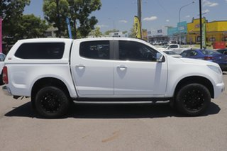 2014 Holden Colorado RG MY15 LTZ Crew Cab White 6 Speed Sports Automatic Utility.