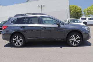 2018 Subaru Outback B6A MY19 2.5i CVT AWD Blue 7 Speed Constant Variable Wagon.
