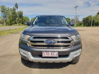 2016 Ford Everest UA Trend Meteor Grey 6 Speed Sports Automatic SUV.