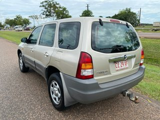 2002 Mazda Tribute Limited Gold 4 Speed Automatic Wagon