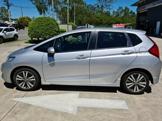 2014 Honda Jazz GF MY15 VTi-S Silver 1 Speed Constant Variable Hatchback
