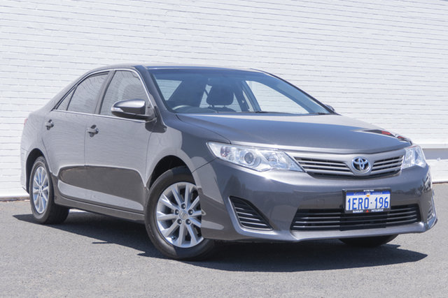 Used Toyota Camry ASV50R Altise Bunbury, 2012 Toyota Camry ASV50R Altise Grey 6 Speed Sports Automatic Sedan