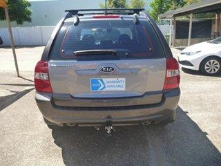 2005 Kia Sportage KM Grey 4 Speed Sports Automatic Wagon