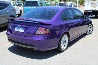 2011 Ford Falcon FG XR6 Limited Edition Purple 6 Speed Sports Automatic Sedan