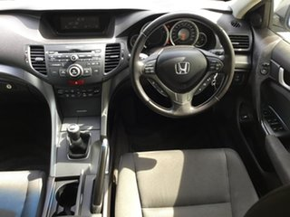 2012 Honda Accord Euro CU MY12 Silver 6 Speed Manual Sedan