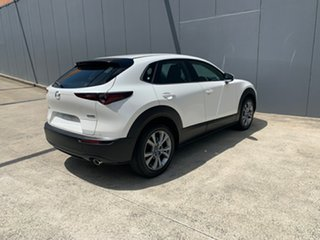2020 Mazda CX-30 C30B G20 Evolve (FWD) Snowflake White 6 Speed Automatic Wagon