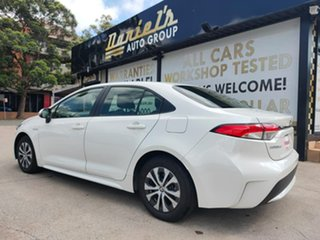 2019 Toyota Corolla Ascent Sport - Hybrid White Constant Variable Sedan