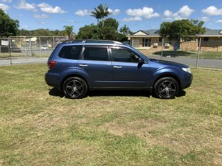 2011 Subaru Forester S3 MY11 X AWD Blue 5 Speed Manual Wagon