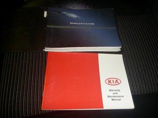 2005 Kia Sportage KM Grey 4 Speed Sports Automatic Wagon.