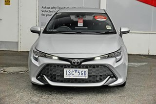 2020 Toyota Corolla Mzea12R Ascent Sport Silver Pearl 10 Speed Constant Variable Hatchback
