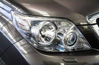 2013 Toyota Landcruiser Prado KDJ150R 11 Upgrade VX (4x4) Graphite 5 Speed Sequential Auto Wagon