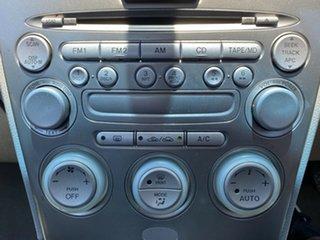 2005 Mazda 6 GG1031 MY04 Classic Grey 4 Speed Sports Automatic Sedan