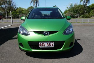2008 Mazda 2 DE10Y1 Neo Green 4 Speed Automatic Hatchback