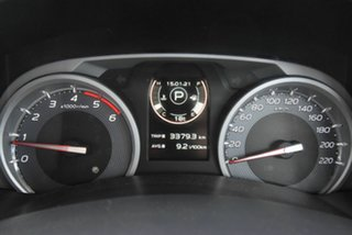 2016 Isuzu MU-X MY15.5 LS-M Rev-Tronic 4x2 White 5 Speed Sports Automatic Wagon