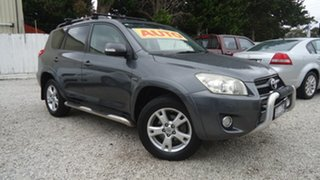 2009 Toyota RAV4 ACA33R MY09 Cruiser L Grey 4 Speed Automatic Wagon.