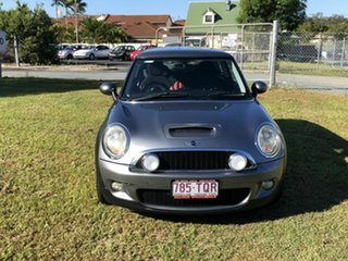 2007 Mini Hatch R50 MY05 Cooper Grey 5 Speed Manual Hatchback.