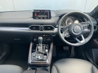 2020 Mazda CX-8 KG2WLA Touring SKYACTIV-Drive FWD Snowflake White 6 Speed Sports Automatic Wagon