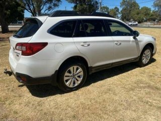 2015 Subaru Outback MY15 2.0D AWD White Continuous Variable Wagon
