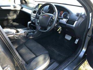 2010 Ford Falcon FG XR6 Grey 5 Speed Sports Automatic Sedan