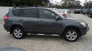 2009 Toyota RAV4 ACA33R MY09 Cruiser L Grey 4 Speed Automatic Wagon