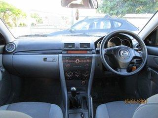 2006 Mazda 3 BK MY06 Upgrade Neo Blue 5 Speed Manual Sedan