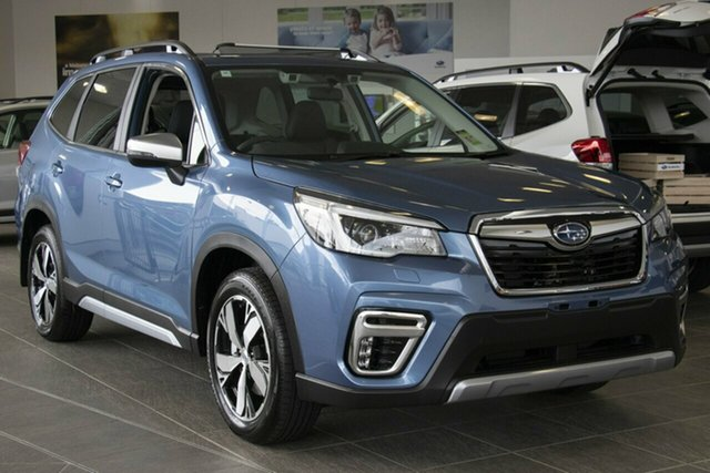 New Subaru Forester S5 MY21 2.5i-S CVT AWD Brookvale, 2020 Subaru Forester S5 MY21 2.5i-S CVT AWD Horizon Blue 7 Speed Constant Variable Wagon