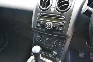 2011 Nissan Dualis J10 Series II TI (4x4) Silver 6 Speed Manual Wagon