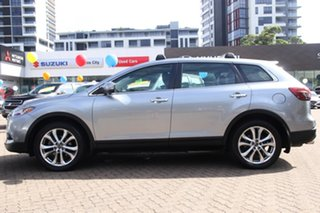 2012 Mazda CX-9 MY13 Luxury Silver 6 Speed Auto Activematic Wagon