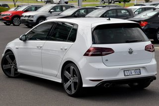 2016 Volkswagen Golf VII MY17 R DSG 4MOTION White 6 Speed Sports Automatic Dual Clutch Hatchback