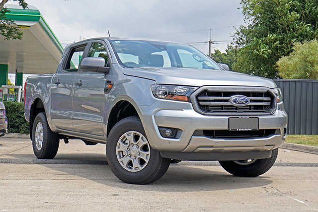 Used Ford Ranger PX MkIII 2020.75MY XLS Capalaba, 2020 Ford Ranger PX MkIII 2020.75MY XLS Silver 6 Speed Sports Automatic Double Cab Pick Up