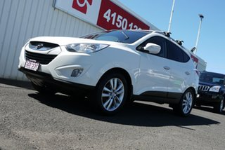 2012 Hyundai ix35 LM MY12 Highlander AWD 6 Speed Sports Automatic Wagon.