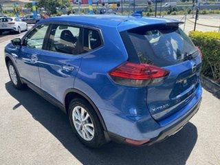 2019 Nissan X-Trail T32 Series II ST X-tronic 2WD Blue Marine Raw 7 Speed Constant Variable Wagon.