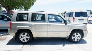 2011 Jeep Patriot MK MY2010 Sport Gold 5 Speed Manual Wagon