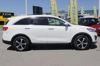2015 Kia Sorento UM MY16 SLi Clear White 6 Speed Sports Automatic Wagon