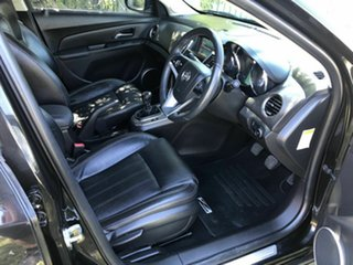 2014 Holden Cruze JH Series II MY14 Z Series Black 5 Speed Manual Sedan