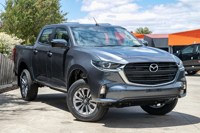 New Mazda BT-50 TFR40J XT 4x2 Mornington, 2020 Mazda BT-50 TFR40J XT 4x2 Rock Grey 6 Speed Sports Automatic Utility