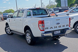 2020 Ford Ranger PX MkIII 2020.25MY XLT White 6 Speed Sports Automatic Double Cab Pick Up.
