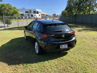 2016 Holden Astra BK MY17 R Black 6 Speed Sports Automatic Hatchback