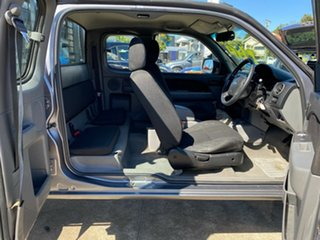 2010 Ford Ranger PK XL Grey 5 Speed Manual Cab Chassis