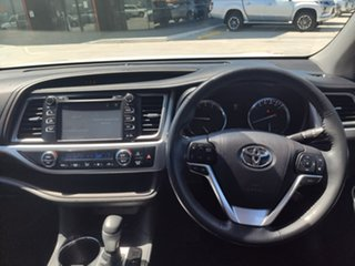 2015 Toyota Kluger GSU50R Grande 2WD White 6 Speed Sports Automatic Wagon
