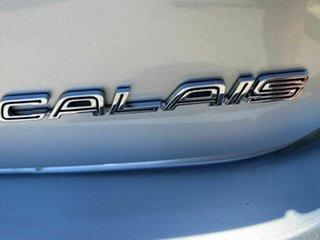 2008 Holden Calais VE MY08 Silver 5 Speed Automatic Sedan