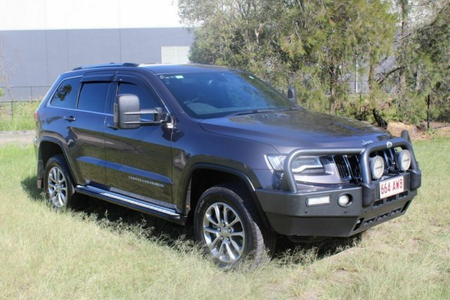 Used Jeep Grand Cherokee WK MY15 Laredo Ormeau, 2015 Jeep Grand Cherokee WK MY15 Laredo Grey 8 Speed Sports Automatic Wagon