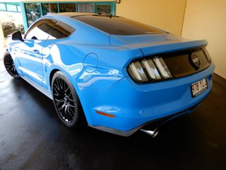 2016 Ford Mustang FM MY17 Fastback GT 5.0 V8 Blue 6 Speed Manual Coupe.