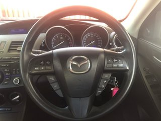 2011 Mazda 3 BL 11 Upgrade Neo Blue 6 Speed Manual Sedan