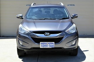 2010 Hyundai ix35 LM Elite AWD Grey 6 Speed Sports Automatic Wagon.
