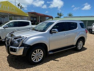 2017 Isuzu MU-X MY17 LS-T Rev-Tronic Silver 6 Speed Sports Automatic Wagon