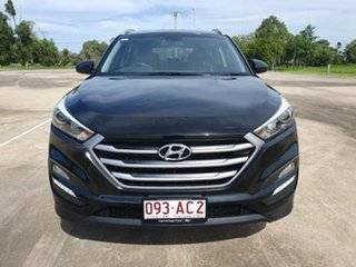 2017 Hyundai Tucson TL MY18 Active X 2WD Black 6 Speed Sports Automatic Wagon.
