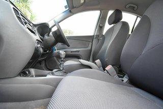 2009 Kia Rio JB MY09 LX Silver 5 Speed Manual Hatchback