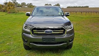 2020 Ford Ranger PX MkIII 2020.7 XLT Hi-Rider Meteor Grey 6 Speed Automatic Double Cab Pick Up.
