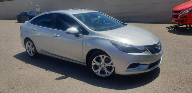 Used Holden Astra BL MY17 LT Elizabeth, 2017 Holden Astra BL MY17 LT Silver 6 Speed Sports Automatic Sedan